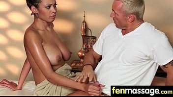 Sexy Masseuse Helps with Happy Ending 11