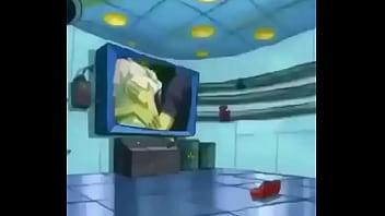 Anime Bitches Fucking on SpongeBob