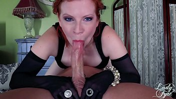 Draining Your Balls -Blowjob by Lady Fyre