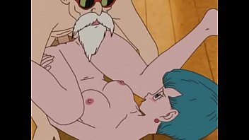 Dragon pink videos hentai - Bulma having sex with roshi and krillin