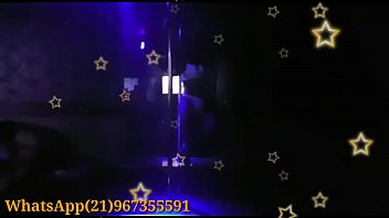 Master Club Recreio - Thays Amadora dançando
