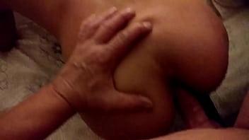Taking her Ass