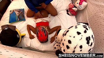 4k UHD Prone Hardcore Rough Sex Innocent Ebony Girl Fucked Hard By Big Dick Friend After Bike Riding Sheisnovember Reality Movie
