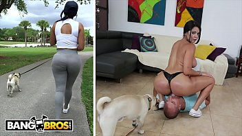 BANGBROS - Latin MILF Diamond Kitty Takes Anal From Sean Lawless