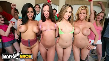 Invasive intraductal breast cancer Bangbros - jada stevens, diamond kitty, alexis fawx and kristina rose on dorm invasion