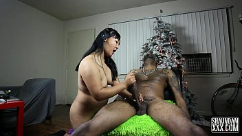A interracial asian xxx dvd Cum faced christmas slut