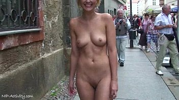 Nudist activities families - Crazy public nudity compilation