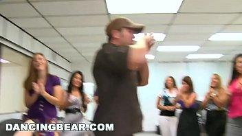 DANCINGBEAR - Birthday party crashed by Dancing Bear (db6106) 12 min
