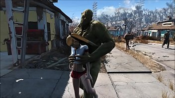 Fallout 4 Marie Rose and Strong