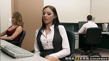 Big tits at works - Brazzers - big tits at work - riley evans keiran lee - fuck me til im fired