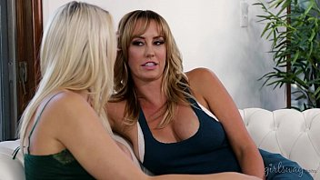 Means eats pussy Marry each other as lesbians - anikka albrite and brett rossi