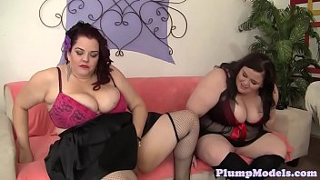 Highheeled Plumpers Fucked In Groupsex