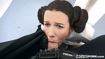 Star wars princess xxx Star wars - anal princess leia