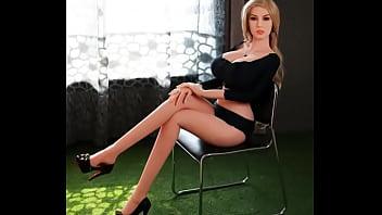 Suction sex doll Realdollwives.com 165cm lifelike silicone sex dolls sela