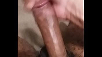 Grip my dick Gripping my dick tight.