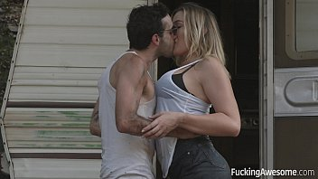 Busty Blair Williams Gets Fucked Outdoor