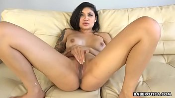 Masturbation session with Breena Sparks always looks hot in 4K
