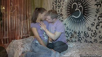Romantic Crap Mancy Gets The Guy His First Anal