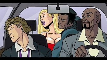 Fuck comic cartoons Interracial cartoon video