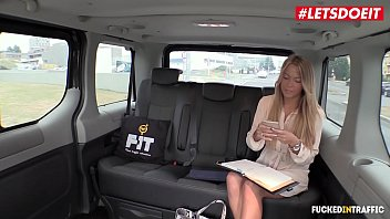 Vip Sex Vault - Czech Sexy Model Hungry For Taxi Driver's Cock