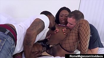 Chicks sucking cock video Caramel mocha menage face fucked by rome major tommy utah