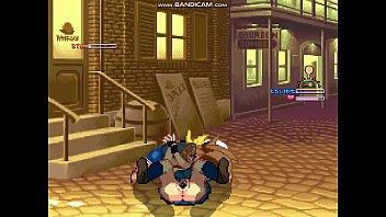 MUGEN -  Ryuko2nd Vs Brian Battler