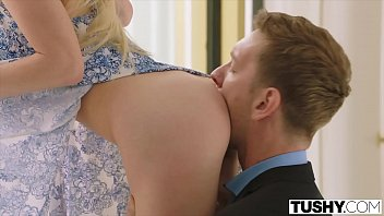 TUSHY Hot Teen Gapes For Dominating Russian Boyfriend Thumb
