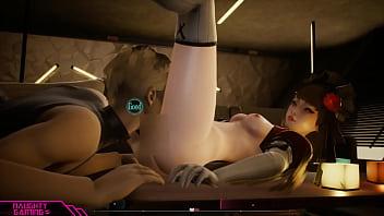 Mahou sensei hentai Mahou arms: alpha demo sex scene