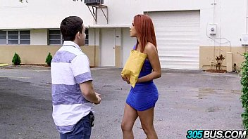 Latina amateur picked up from jail 2.1