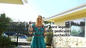 Julia Ann hottest milf