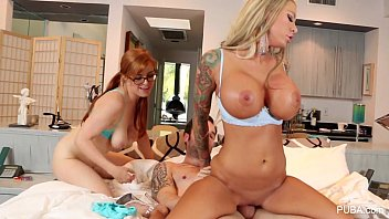 Lolly Ink Threesome