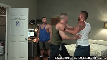 Gay black stallions pictures - Ragingstallion choke on our dicks you perv