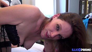Porno lingerie sex Baisée sous la douche et sodomisée par son mari full video