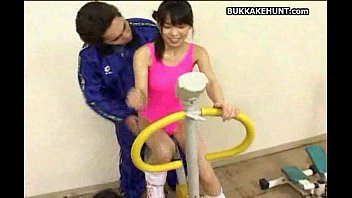 japanese sex in gym