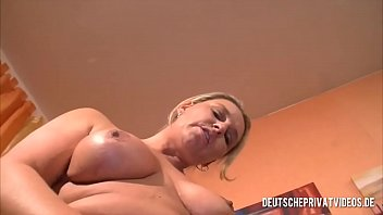MILF doctor blows patient's cock