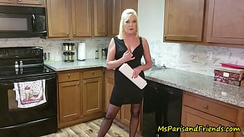 This MILF Knows How to Close a Deal