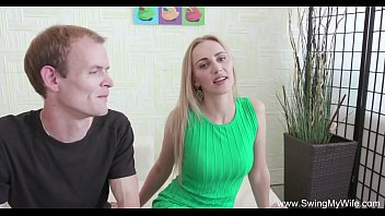 Swinger Blonde MILF Stranger Fuck pornhub video