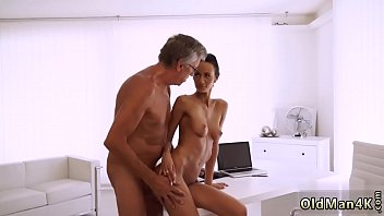 Old red head granny Finally she's got her boss dick thumbnail