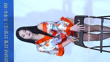 公众号【91报社】韩国美女情趣和服网袜高跟性感热舞缩略图