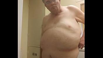 Rub that old dick