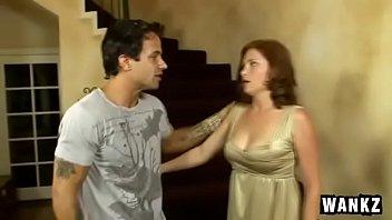 WANKZ- Milf Ginger Blaze Rides A Prick pornhub video