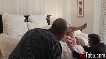 Wifey pussy video - Hubby watches, while wifey gets pounded by stranger- lacy lennon