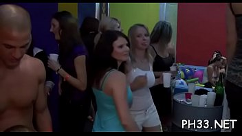Two blond cute waiters leaking puss and fucking one bitch wildly