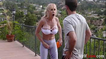 Like A Good Neighbor, Bang That MILF Down There- Brandi Love