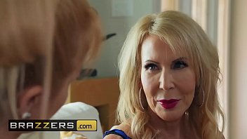 Gmilf boobs Erica lauren, michael vegas - cock blocked by mom - brazzers