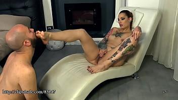 Silvia Rubi - Foot Fetish