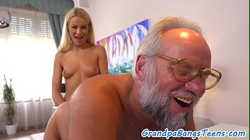 Delicious eurobabe jizzed in mouth by oldman