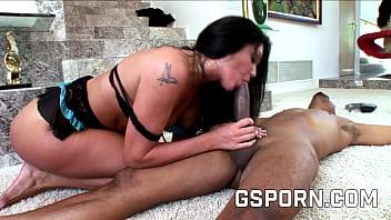 Big Ass Milf Alyssa Dior Fucked Hard By Big Black Cock