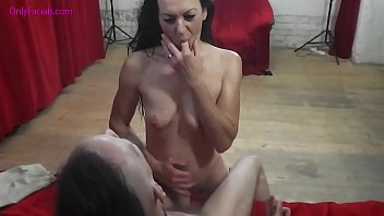Facial swelling one side only - Flexible milf gets fucked