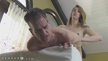 GenderX - Cheating Husband Fucked By His Trans Mistress